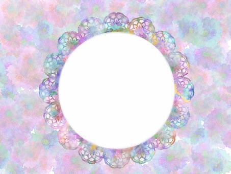 Otome tick wreath