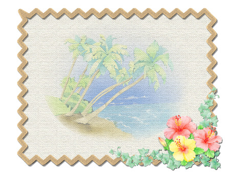 Summer sea in linen ★ 0185-K