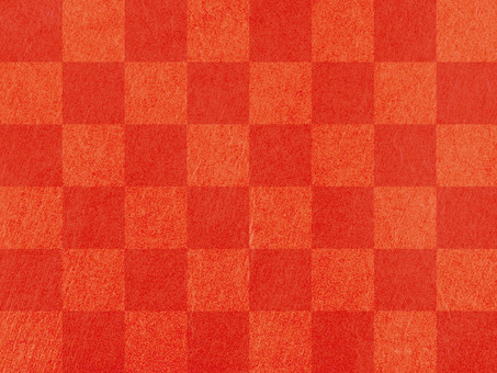 Red Japanese paper background