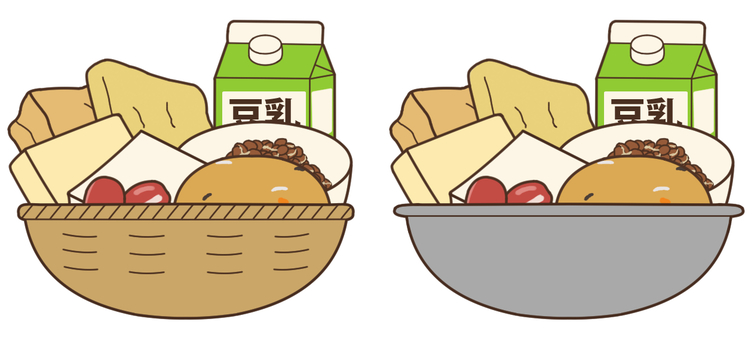 【Stuffing】 Beans and soy products