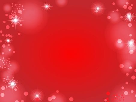 Sparkling background red