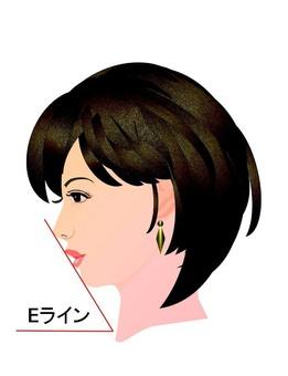 Side profile beauty (E-line)