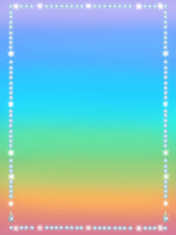 Hikari line rainbow