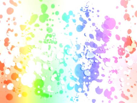 Splatter background 2