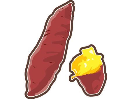 Food - Sweet potatoe