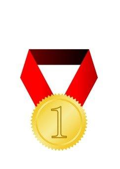 Medal ribbon 1