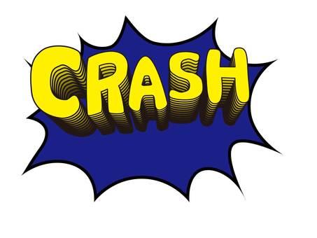 Sound effect crash