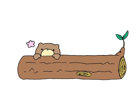 Kuma and log 1 of 2