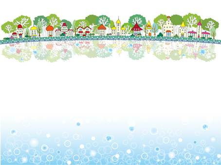 Townscape _ Lake