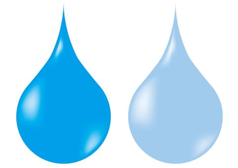 Water drop set