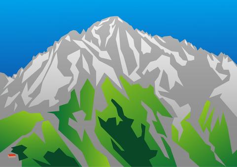 Tsurugidake_Northern Alps