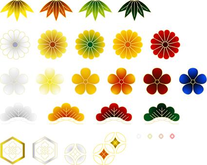 Japanese-style parts ai set