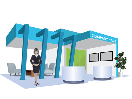 Event booth 5