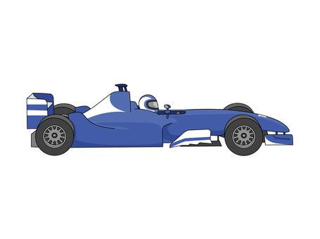 Formula Car 4