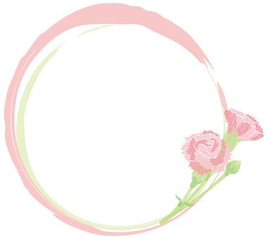 Carnation frame 05