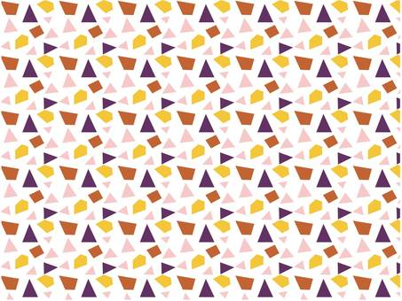 Geometric pattern purple