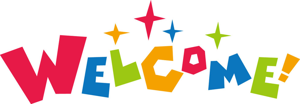 WELCOME! ☆ Welcome