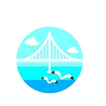 大橋和海鷗