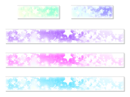 Banner Star 003