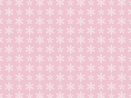 Flower pattern wallpaper 4 Spring