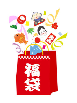 Lucky bags from lucky bags