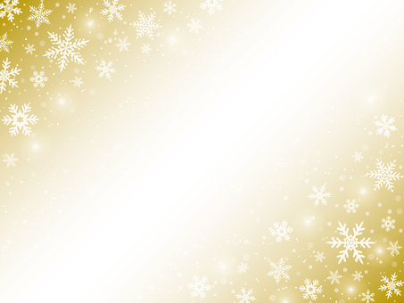 Snowflake background material