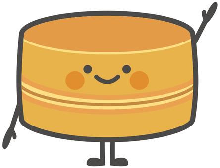 Food character [Imakawa Yaki]