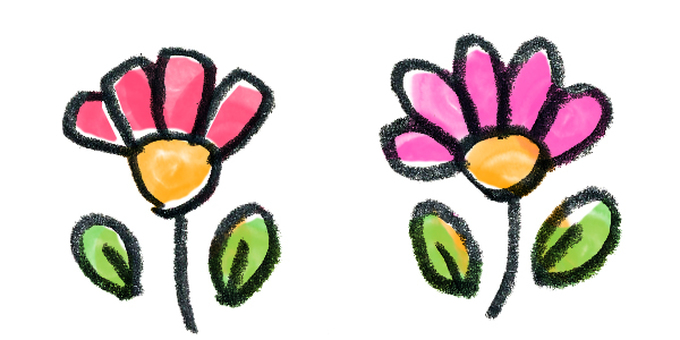 Cute flowers 01