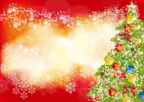 크리스마스 트리 & amp; 눈 12