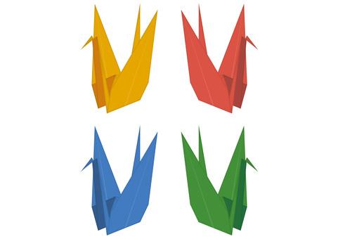 Folding crane 1