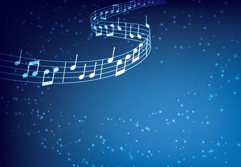 Background (music 1 · blue)
