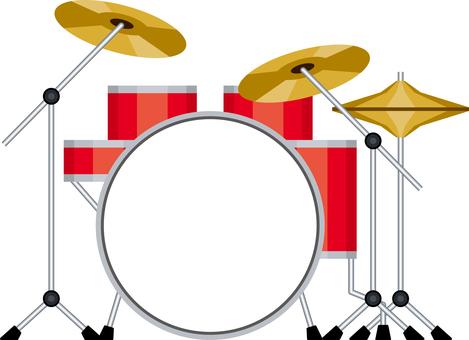 드럼 드럼 세트 악기 음악 리듬