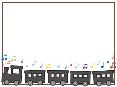 Locomotive frame op