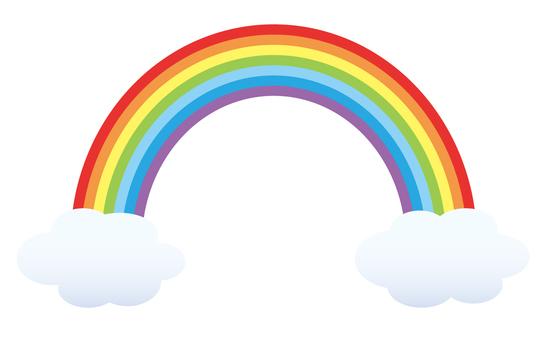 Arch of the rainbow