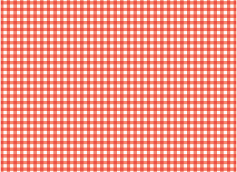 Gingham check pattern · small · texture · red