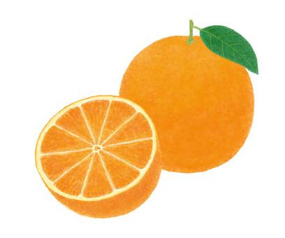 Orange ③