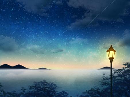 Landscape: Dawn
