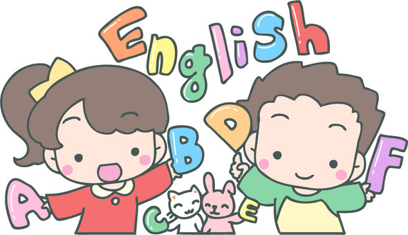 English-friendly boys and girls