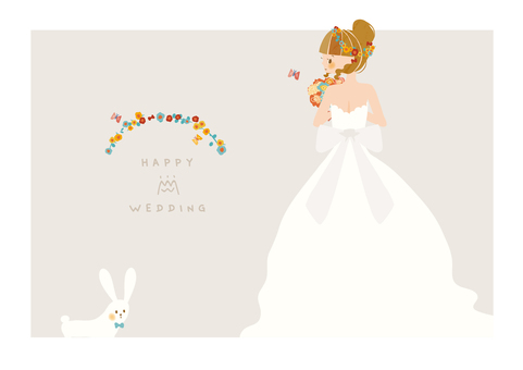 Usagi wedding