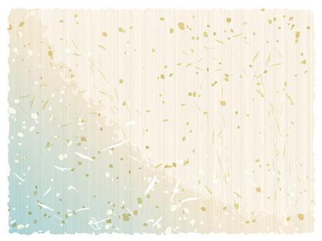 背景和紙テクスチャー和風和柄金箔壁紙生成