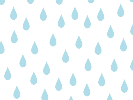 Background material * raindrop blue