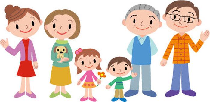 II 세계 가족 N_1