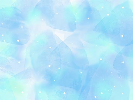 꽃잎 블루