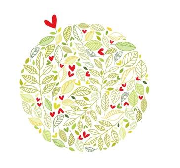 잎 14 원