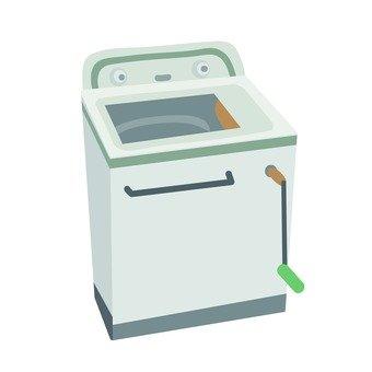 Retro washing machine (2)