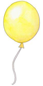 Balloon (Yellow)