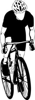 公路賽,自行車