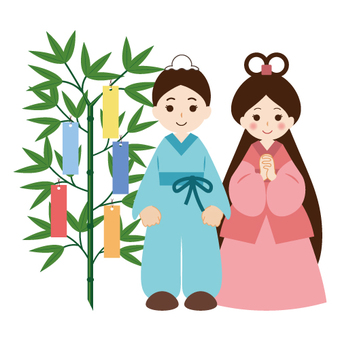 Image of the Tanabata Festival
