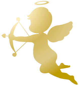 Cupid gold