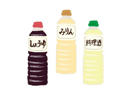 醤油_みりん_料理酒